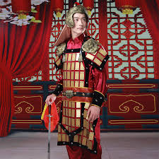 chinese ancient clothing costume clothes terra cotta warriors