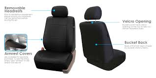Chevrolet Cruze Floor Mats Uk by Pu Leather Car Seat Covers W Floor Mats For Solid Bench Ebay