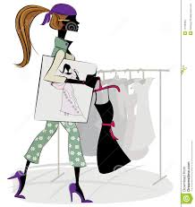 Fashion Designer Stock Vector Illustration Of Elegance