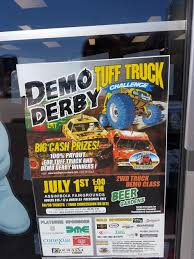 Southern Cruisers Tuff Truck Challenge/Demo Derby | 620 CKRM The ...