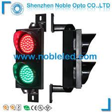 4 inch 100mm used green yellow led traffic signal light bulb