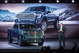Redesigned 2019 GMC Sierra 1500 Tops What's New On PickupTrucks.com ... New 2018 Gmc Sierra 1500 Denali Crew Cab Pickup 3g18303 Ken Garff In North Riverside Nextgeneration 2019 Release Date Announced Trucks Seven Cool Things To Know Drops With A Splitfolding Tailgate First Review Kelley Blue Book Trucks Suvs Crossovers Vans Lineup Fremont 2g18657 Sid 2017 2500hd Diesel 7 Things Know The Drive Vs Differences Luxury Vehicles And