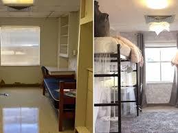 chambre etudiante deux colocataires transforment leur chambre étudiante de façon
