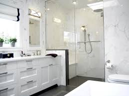 100 In Marble Walls Gorgeous In Contemporary Bathroom HGTV