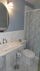 i love the finished remodel benjamin moore winter lake paint