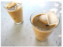 Almond Milk Iced Coffee Paleo Recipe