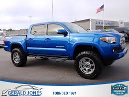 Used One-Owner 2017 Toyota Tacoma TRD Sport In Augusta, GA - Gerald ...