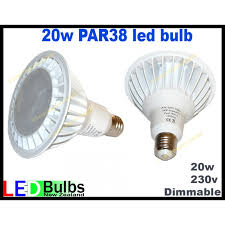 20w led par38 bulb replaces 200w