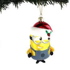 Ceramic Christmas Tree Bulbs Amazon by Minion Christmas Ornament Christmas Ideas