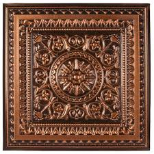 Ceiling Tiles Home Depot by Udecor Marseille 2 Ft X 2 Ft Lay In Or Glue Up Ceiling Tile In