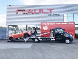 FIAULT Constructor - Tow Trucks, Accessories And Towing Equipment