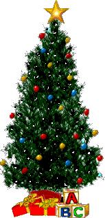 Animated Christmas Tree Image 0101