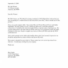 Customer Service Cover Letter No Experience Cover Letter For