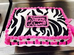 Bad Dressers At Walmart by Custom Cake Zebra Walmart Walmart Cakes Hand Drawn Zebra Print