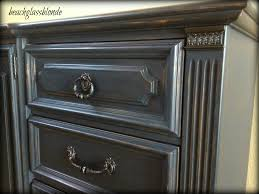 painting furniture black…and the challenges that go with it
