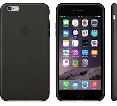 Apple s ficial Leather & Silicone iPhone 6 Cases Aren t Anything