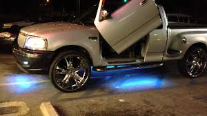 Ford F150 Underglow. - YouTube Buy A Game Truck Pre Owned Mobile Theaters Used Amazoncom Ledglow 6pc Multicolor Smline Led Truck Underbody California Neon Underglow Lights Laws 2018 8pcsset Under Car Light Kit Chassis Ford Fiesta Stickerbomb And Neons Underglow Neon Xkglow Xk034001w White Rock 2011 F250 Off The Clock Photo Image Gallery Colored Lighting Services In Evansville Newburgh Southern New Gen Suv Boat Tube Wide Angle On Chevy Youtube Image 7 Color 4pcs Auto System