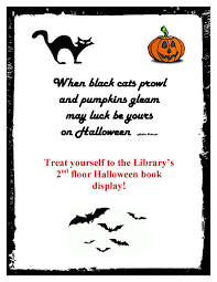 Halloween Picture Books For 4th Grade by Book Displays Emmanuel Library U0027s Blog