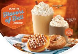 Dunkin Donuts Pumpkin Latte Gluten Free by Psl For 2016 At Starbucks Mcdonalds
