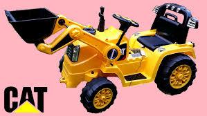√ Power Wheels Caterpillar Dump Truck, Toys