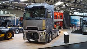 100 High Trucks FileRenault T 520 Maxispace Front And Left Side IAA