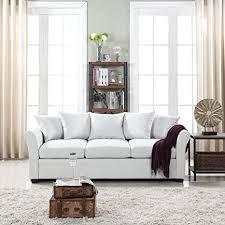 divano roma möbel klassisch und traditionell leinenstoff sofa wohnzimmer stoff beige