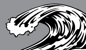 Tribal Wave Clipart 1