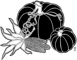 Harvest Black And White Image Pumpkin Harvest Cxo3ji Clipart