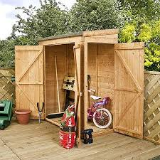 Keter Woodland Lean To Storage Shed by Garden Sheds 2 X 2 Interior Design