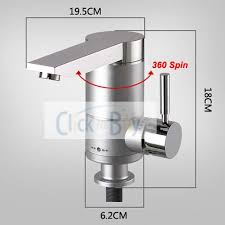 buy instant electric water heater cold and mixer tap