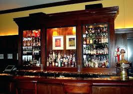 Corner Liquor Cabinet Ideas by Home Bar Cabinet Design Modern Hidden Bar Home Liquor Cabinet