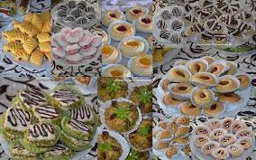 cuisine alg駻ienne gateaux gâteaux algériens 2014