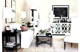 Living Room Sideboard Decoration White Decor Dining Credenza Contemporary Servers Sideboards