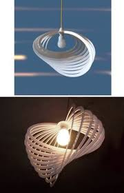 Laser Cut Lamp Kit by Ufo Pendel Ufo Laser Cutting And Cnc