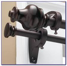 Umbra Curtain Rod Amazon by Umbra Curtain Rods Double Curtain Home Decorating Ideas