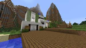 Best Modern House Vanilla Minecraft First Ever With Homes