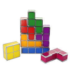 Tetris Stackable Led Desk Light by Tetris Led Puzzle Desk Lamp Reviews And Deals