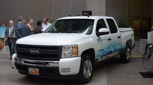 VIA Motors, PG&E Partner On The Chevy Volt Of Work Trucks - Roadshow Kerman Chevrolet Silverado 1500 Mediumduty More Versions No Gmc 2015 Chevrolet 4wd 60 V8 Chevy 3500 Crew Cab 4x4 8 Service Body 2018 2500hd 3500hd Interior Review Car And Chevy Unveils Chartt A Sharp Work Truck Ram Truck Dealer San Gabriel Valley Pasadena Los Gm Fleet Trucks Amsterdam New Vehicles For Sale 2017 Work Truck Regular Cab Deep Ocean Blue Business Elite Work Sacramento Vandalia Il 2019 In Ny At Mangino