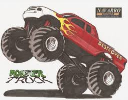 Monster Truck By Redyear20 On DeviantArt How To Draw A Monster Truck Step By Police Drawing And Coloring Pages Easy Page This Is Truck Coloring For Kids At Getdrawingscom Free For Personal Use 28 Collection Of Side View High Quality Drawings Images Pictures Becuo Hanslodge Cliparts Grave Digger Getdrawings Design Of Avenger Monster Page Free Printable Pages Trucks By Karl Addison Clip Art 243 Pinterest Simple