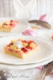 erdbeer rhabarber streuselkuchen rezeptebuch