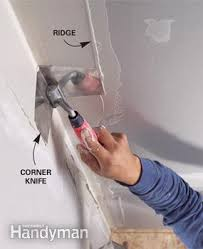 Hanging Drywall On Ceiling Or Walls First by Tips For Better Drywall Taping Drywall Basement Repair And