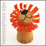 Lion Cup Craft For Kids