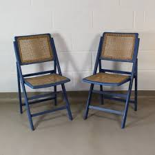 A Pair Of Vintage 1960's Rattan Folding Chairs Vintage Folding Chair Folding Chairs Yellow Metal C1960 Silver Vintage Wood Chair Pair Louis Rastter Sons Chairs Antique By Venesta In Ig6 Redbridge Second Hand Mid Century A Pair Sold Of 1950s Cosco Reupholstered 2 Fifties Foldable Sarah Coleman On Instagram Mini Lv Are All