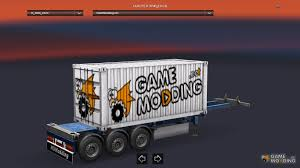 Trailers For Euro Truck Simulator 2 With Automatic Installation ... American Truck Simulator Trailers Mod Mod 2010 Mac Smoothside End Dump Gamesmodsnet Fs17 Cnc Fs15 Ets Wallpaper Video Games Euro 2 Transport Asphalt Video Game Party Temecula Ca Mobile Gaming Theater Parties Akron Canton Cleveland Oh Heavy Cargo Pack Dlc Review Impulse Gamer About Game Ats Android Truck Trailer Mera Sultan 287 Episode Download Gallery Levelup Screen Shot Trucks 3d Parking Thunder Trucks Youtube