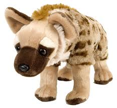 Wild Republic Hyena Plush, Stuffed Animal, Plush Toy, Gifts For Kids,  Cuddlekins 12