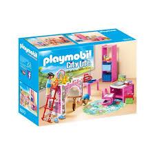Playmobil 5319 La Maison Traditionnelle Parents Chambre Playmobil Chambre Pour Enfant Achat Vente Jeux Et Jouets Pas Chers