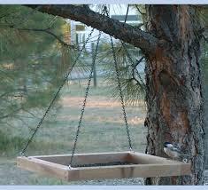 Hanging Platform Bird Feeder Best Bird Feeders