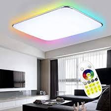 12w led panel deckenle farbwechsel deckenleuchte modern