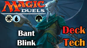 Mtg Evasive Maneuvers Deck List by Magic Duels Bant Blink Deck Tech Youtube