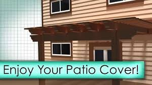Patio Covers Las Vegas by How To Build A Patio Cover Introduction Youtube